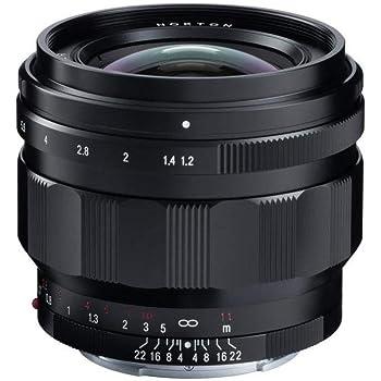 Voigtlander 50mm f1.2 ASPHERICAL Sony E用