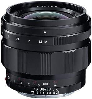 Voigtlander Nokton 50mm f/1.2 Aspherical Lens for Sony E-Mount