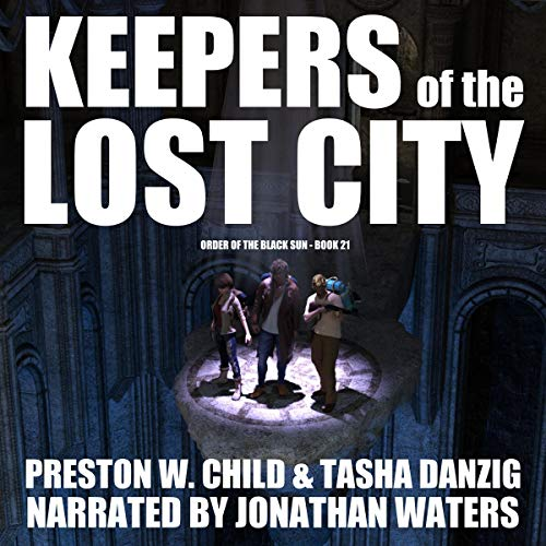Keepers of the Lost City Titelbild