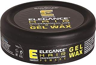 Elegance Hair Pomade Gel Wax, Yellow