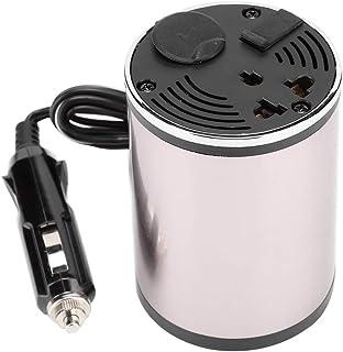 lpyfgtp Cargador de bater/ía de Coche Cargador de bater/ía port/átil de 12 V LED para arrancar el Coche
