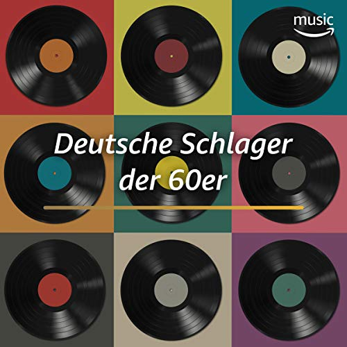 Deutsche Schlager der 60er