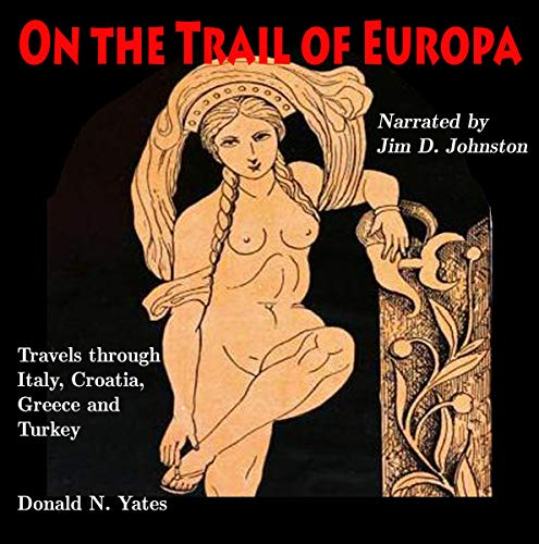 On the Trail of Europa audiobook cover art