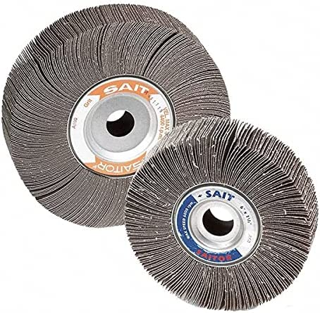 Atlanta Mall United Abrasives-Sait Flap Wheel 6x1-1 3Ax PK5 New arrival 80x 2x1