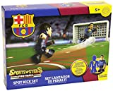 Juego de fútbol Sports Star Barça. Penalty Shootout Set Toy Partner
