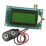 WSDMAVIS 1 Pcs High Accuracy Frequency Counter Module RF Meter 1~500 MHz Tester LCD Measurement For Ham Radio