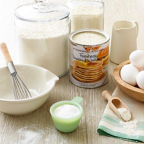 Amazon Com Stonewall Kitchen Farmhouse Pancake Waffle Mix 33 Oz Grocery Gourmet Food