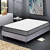 Kono <span class='highlight'>Single</span> <span class='highlight'>Mattress</span> <span class='highlight'>3FT</span> Memory Foam <span class='highlight'>Mattress</span> Spring 3D Breathable Quilted Knitting Fabric Fire Resistant