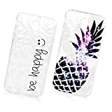 GuardGal 2X Samsung Galaxy J7 2017(J730 Coque, Silicone Housse Protection Transparente Cuir Bumper...