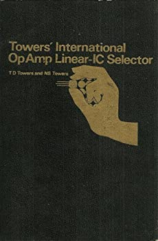 Paperback Towers' International OpAmp Linear-IC Selector Book