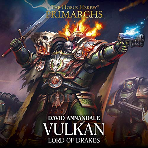Couverture de Vulkan: Lord of Drakes