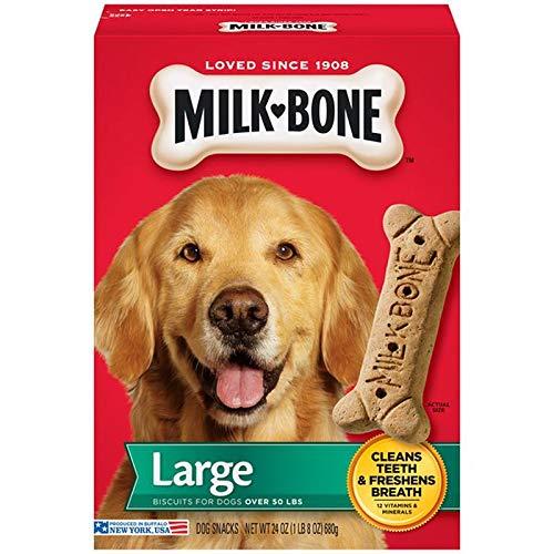 MilkBone Milkbone Large Pack of 2