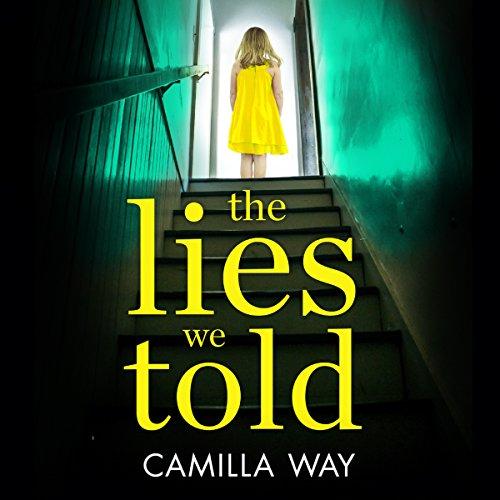 『The Lies We Told』のカバーアート