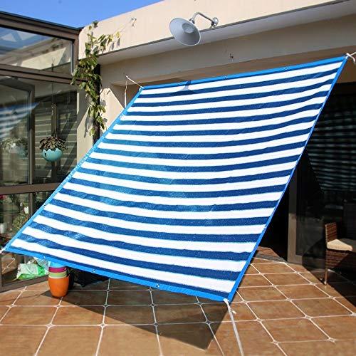 Gartengeräte Garten-Schatten-Netz-Sonnenschutz-Netz Balkon Garden Schatten-Schatten-Netz 2 * 2m für Gartenarbeit im Freien und Indoor