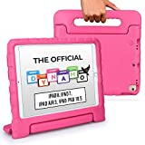 Cooper Cases DYNAMO 耐衝撃 ケース 【 iPad 10.2 第8世代 / 第7世代 / Air 10.5 2019 第3世代 / Pro 10.5 2017 】 子供 軽量 EVA (ピンク)