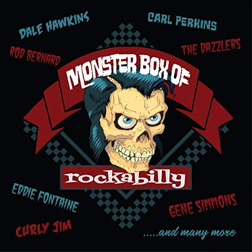 Monster Box of Rockabilly