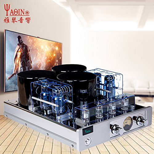 YAQIN MC-13S EL34(6CA7) X4 Vacuum Tube Hi-end Integrated Push-Pull Amplifier