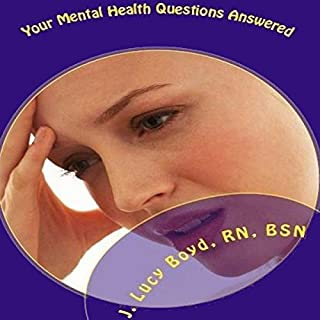 Your Mental Health Questions Answered audiobook cover art