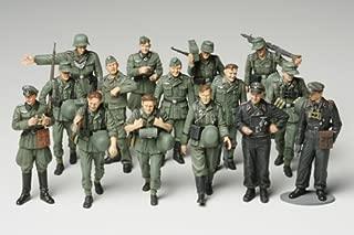 Tamiya Models German Infantry on Maneuvers Model Kit