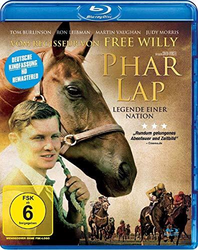 Phar Lap - Legende einer Nation (Deutsche Kinofassung / HD remastered BD) [Blu-ray]