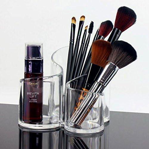 Acrylic makeup brush holders _image3