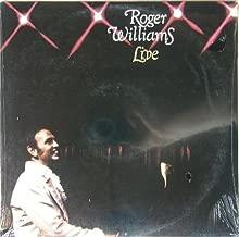 Roger Williams: Live [VINYL LP] [STEREO]