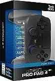 Twodots TDGT0044 Controller con filo per PlayStation 4, Nero