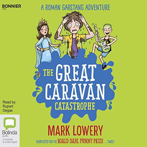 The Great Caravan Catastrophe cover art