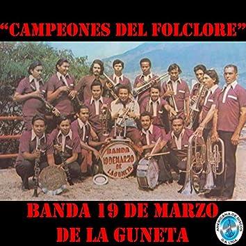 Campeones del Folclore