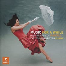Christina Pluhar / Philippe Jaroussky / LArpeggiat Music For A While-Improvisations On Purcell Vocal w.Ensemble