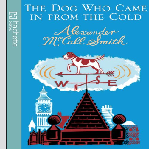 The Dog Who Came in from the Cold audiobook cover art