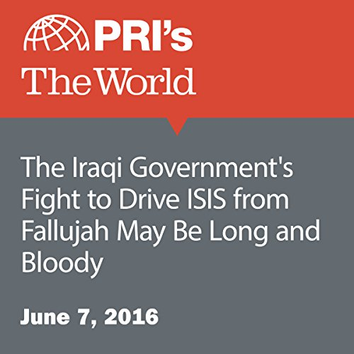 The Iraqi Government's Fight to Drive ISIS from Fallujah May Be Long and Bloody audiobook cover art