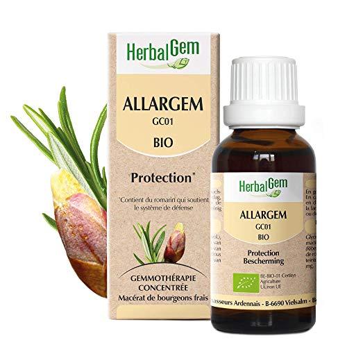 Herbalgem | Allargem Complexe Anti-Allergies Bio | 50 Ml