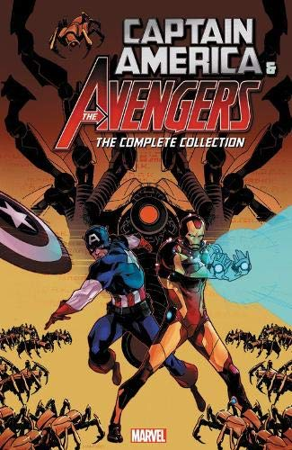 Captain America And The Avengers: The Complete Collection (Captain America & the Avengers)