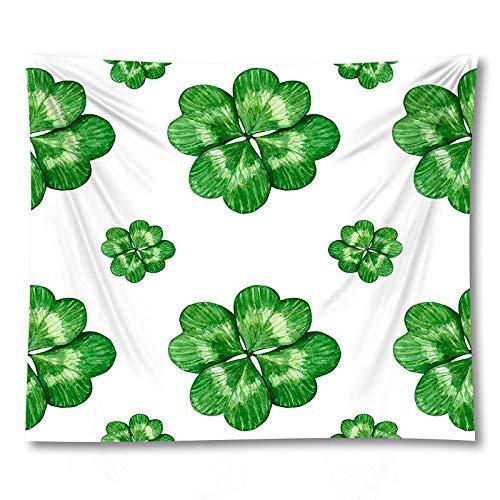 PPOU Tapices para Colgar en la Pared con Flores Mantas de sofá decoración del hogar tapices de Tela de Fondo A7 180x200cm