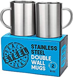 Image of Stainless Steel Double...: Bestviewsreviews