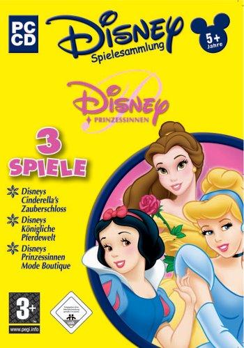 Disneys Spielesammlung - Prinzessinnen
