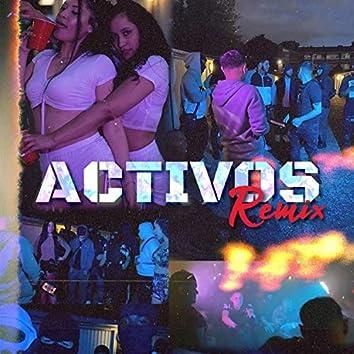 Activos (feat. Teddy, Rankz, C4 & Druppyman)