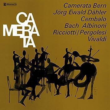 Rare Baroque Concertos