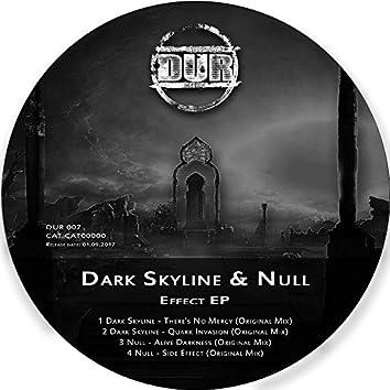 Dark Skyline & Null - Effect  EP