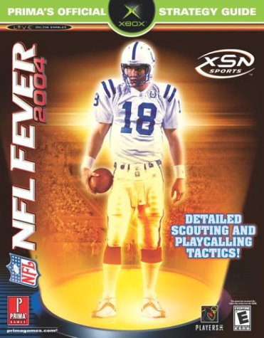 NFL Fever 2004: Prima's Official Strategy Guide