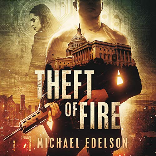 Theft of Fire audiobook cover art