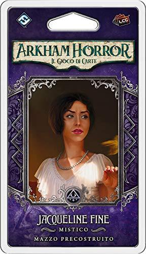 Fantasy Flight Games Arkham Horror Lcg - Investigatore - Jacqueline Fine (espansione)