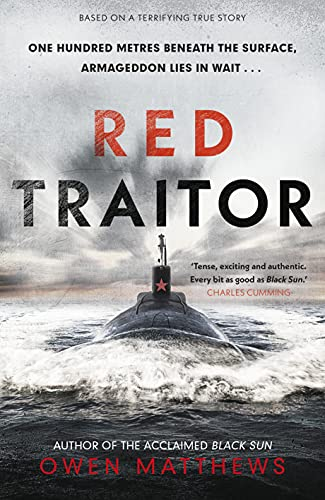 Red Traitor (English Edition)