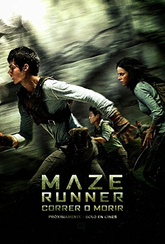MAZE RUNNER – CORRER O MORIR (B)
