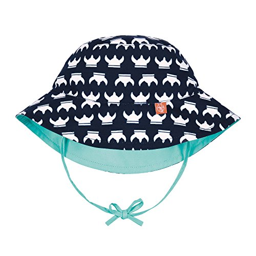 Lässig 1433005411 Baby Sun Protection Bucket Hat Sonnenhut, Viking, Size: New Born 0-6 Monate, mehrfarbig