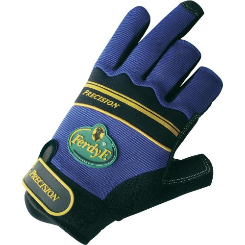 FerdyF. 1920 Handschuhe Mechanics Precision Clarino® Kunstleder Größe XL (10)