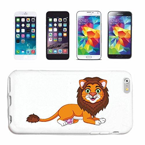 Bandenmarkt mobiele telefoonhoes compatibel met Huawei P9 vrolijke lounge met mannen Amerikaanse love sterrenbeeld grote kat leeuw roofdier hardcase beschermhoes mobiele telefoon cov