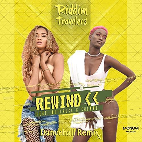 Riddim Travelers feat. Cherae & Dutchess