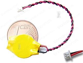IFINGER Pila de Bios CMOS para ASUS EEE PC 1005PX 1005PXD 1011 3V Placa Base